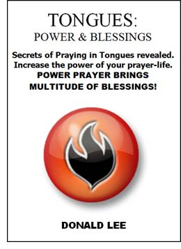 Tongues: Power and Blessings