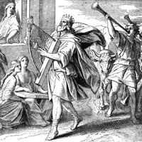 David Worship and Warfare