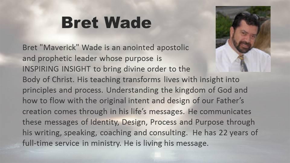 Bret Maverick Wade