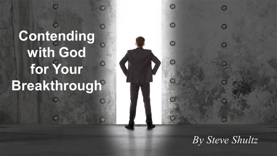 Contending with God