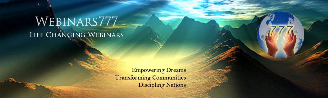 Webinars777: Life-changing webinars