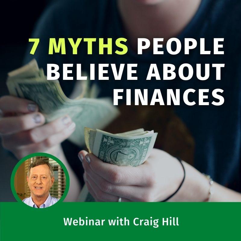 7 Myths People Believe about Finances