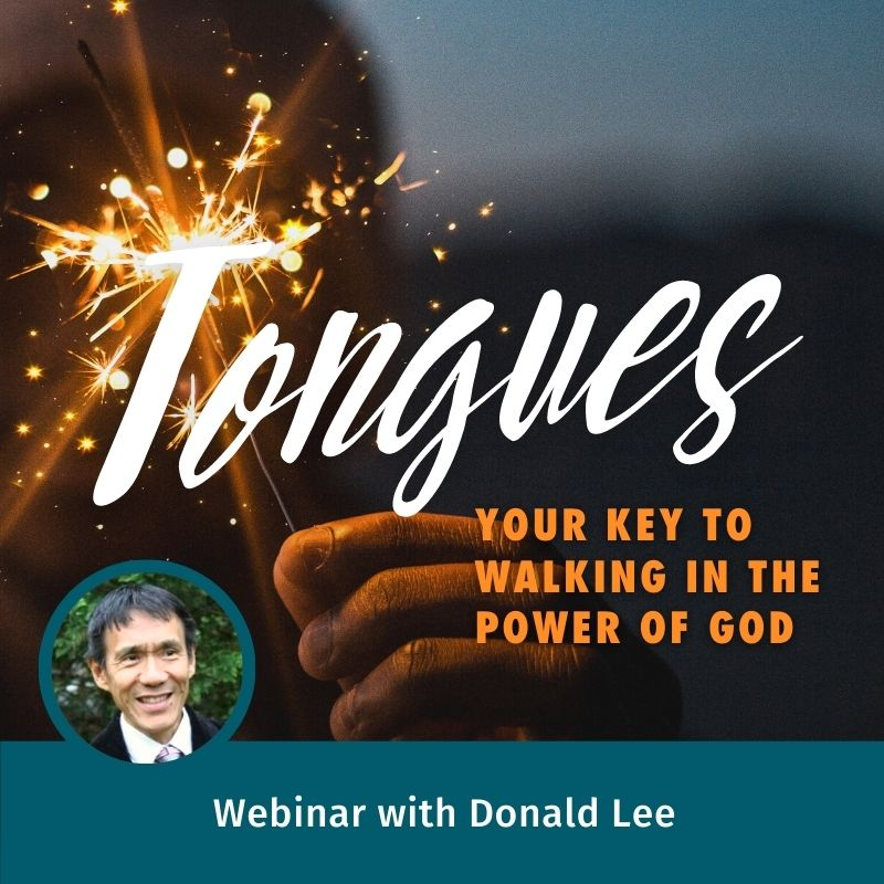 Tongues: Your Key to Walking in the Power of God